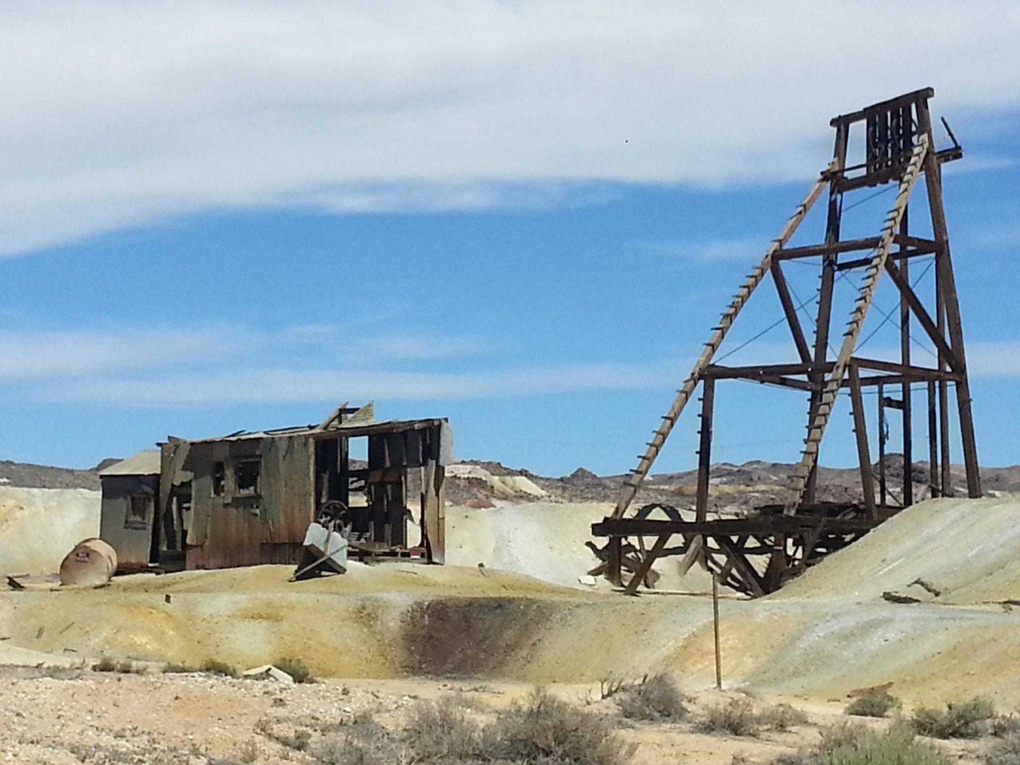 Tonopah Mineral Park Nevada