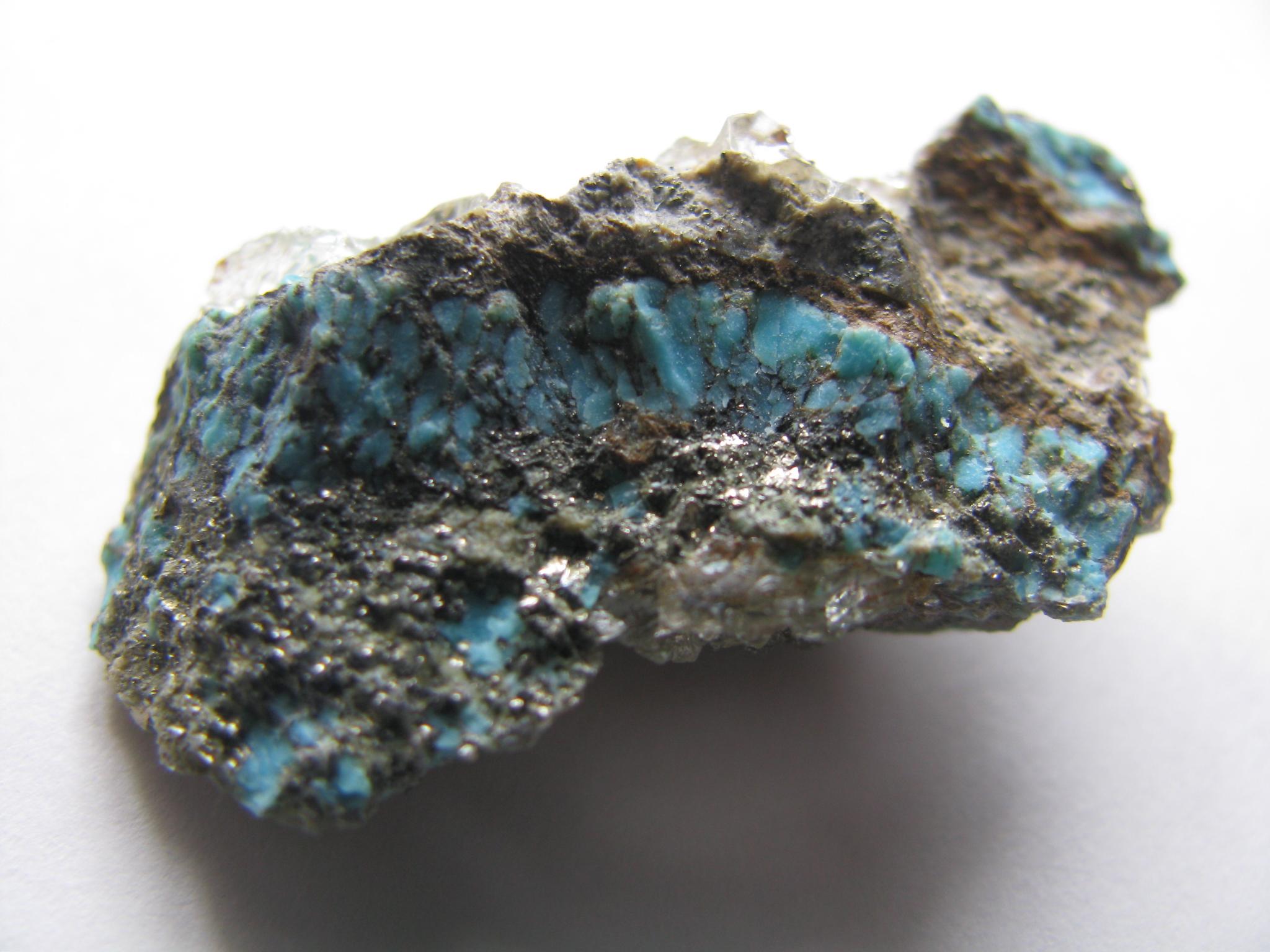 Identification of Southwest U S  Turquoise   TURQUOISE LAND